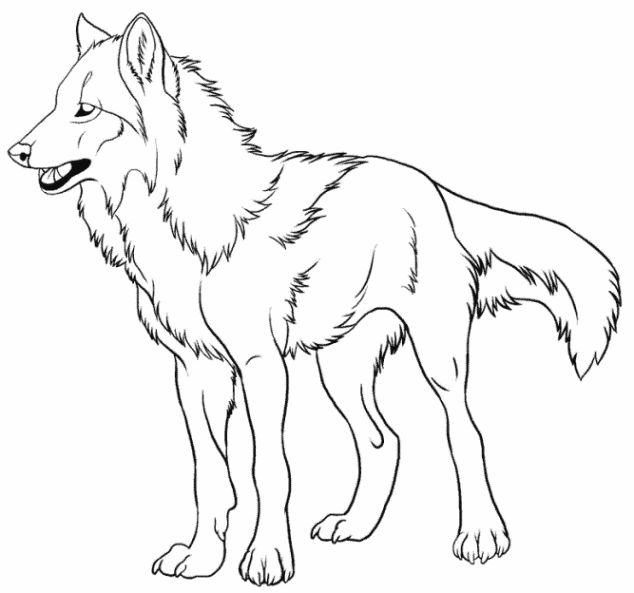 malvorlagen wolf  ausmalbilder für kinder  desenhos de