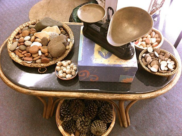 """Lovely materials with which to explore 'balance' at Havenview PS - Tasmania... image share by Walker Learning Approach: Personalised Learning ("""",)"""