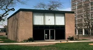 3rd_illinois institute of technology chapel - Mies