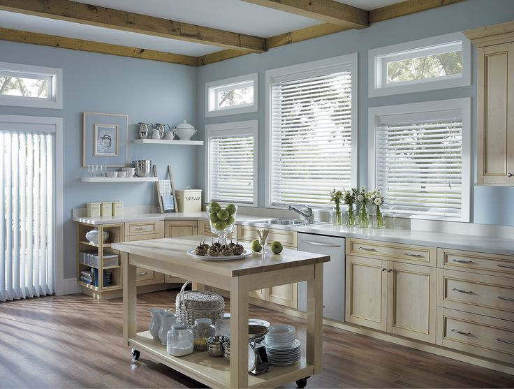 Incorporating timber window furnishings in the home can provide a distinctive heritage look while keeping a subtle design flow, which is one of the reasons why Luxaflex Country Woods Venetian Blinds are an investment you will be proud to own. #luxaflexaus #venetians #timbervenetians #windowfashions #windowcovering #sale #midyearsale