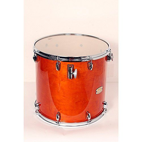 "Yamaha Stage Custom Birch Floor Tom Level 2 16 x 15 in., Honey Amber 888365999203  100% 6-ply, 6mm birch shell<BR  It looks and plays like new and may be considered an equivalent to display units found in retail stores  As with the introduction of Stage Custom in 1995 Yamaha once again sets the standards of value and sound  The shell is a key factor in a drum's ability to ""rumble,"" or resonate  Accordingly, the Stage Custom employs 100% birch - a classic in the realm of high-class drum..."