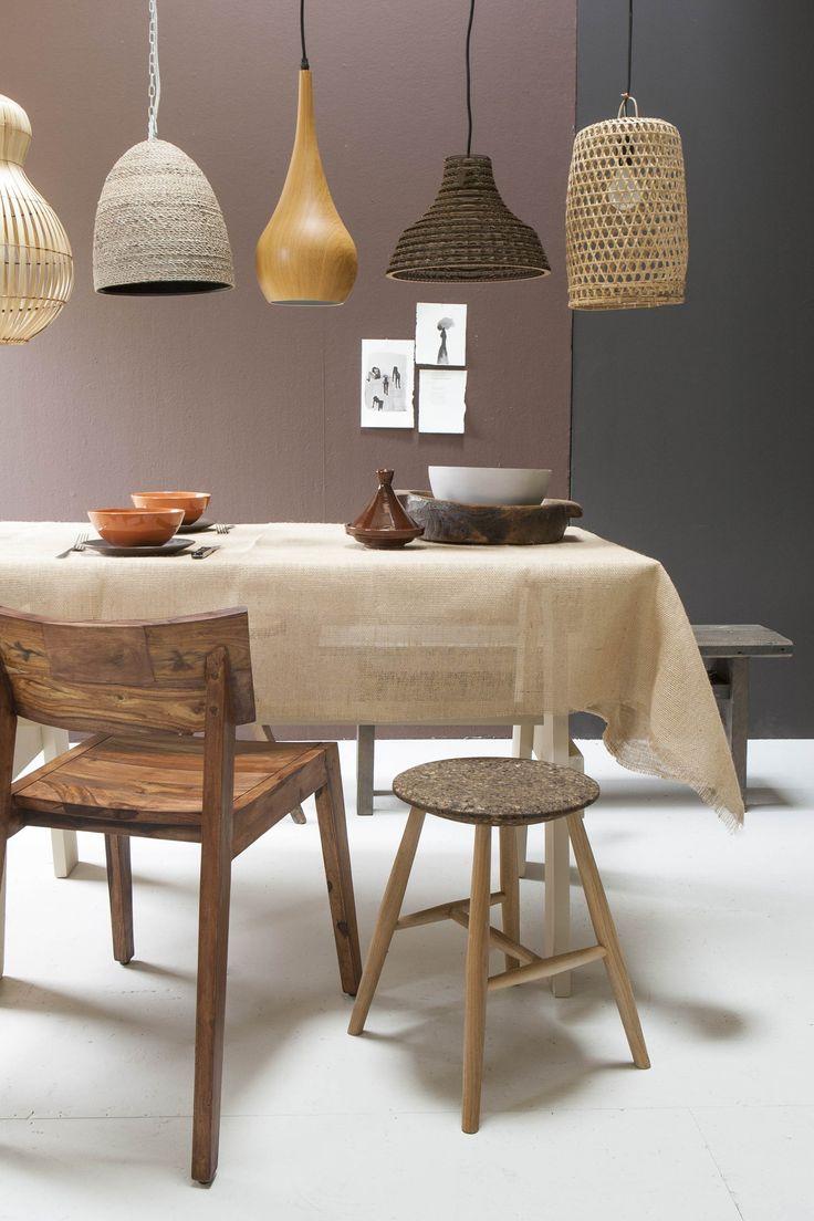 Meer dan 1000 ideeën over houten lamp op pinterest   lampen ...