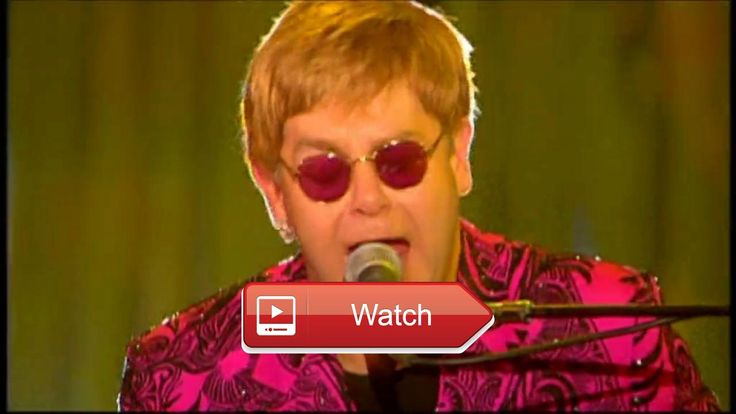 Elton John One Night Only Funeral For A Friend Love Lies Bleeding