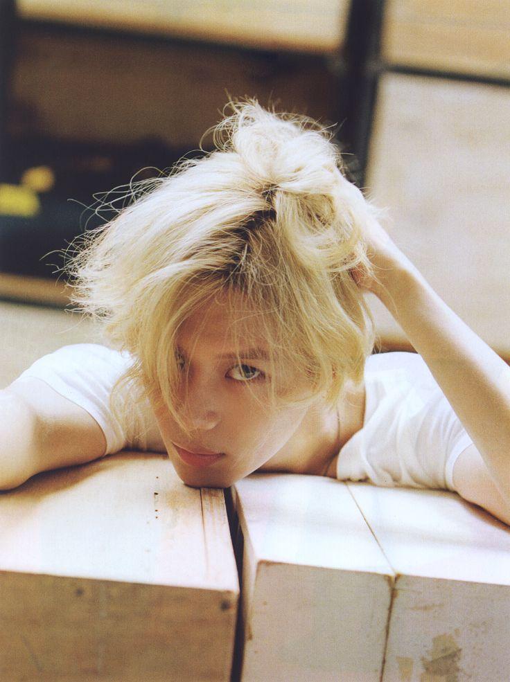 Taemin♥ | 'Dazed & Confused' Korea edition, September 2014 issue.