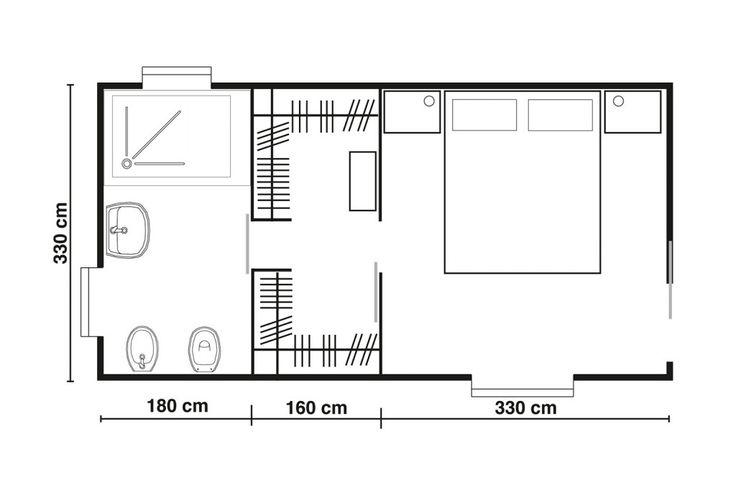 Oltre 25 fantastiche idee su planimetrie di case su for 3 piani di casa bagno 1 camera da letto