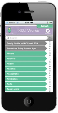 Now seriously!!  Why didn't i think of this?!?  NICU Words - an app created by Life's Little Treasures Foundation, an Australian Charity that supports families of premature or sick babies.: Sick Baby, Australian Charity, Premature Baby, Preemie Nicu, Nicu Baby, June 2014, Nicu Nursing, App Create, Global App