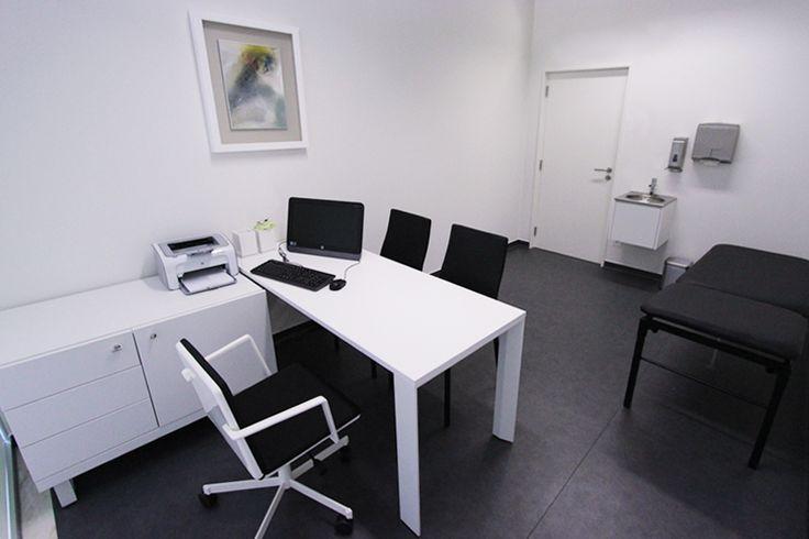 dental clinic   clinic office