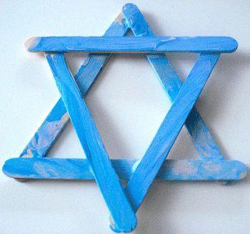 Hannukah crafts