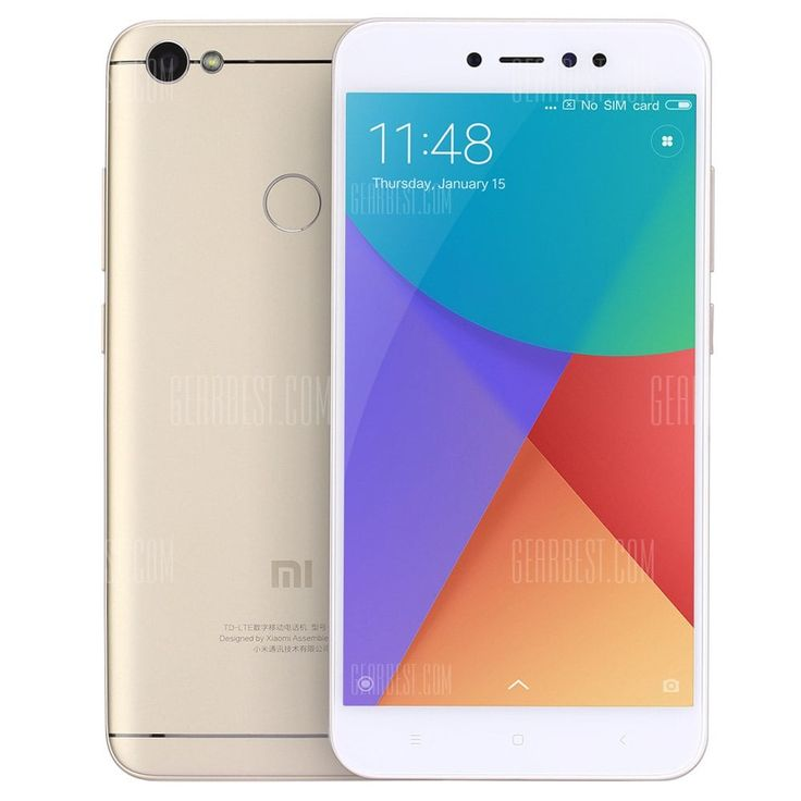 🏷️🐼 Xiaomi Redmi Note 5A - 96.65€    Tip: Unlocked for Worldwide use. Please ensure local area network is compatible. click here for Network Frequency of your country. Please check with your carrier/provider before purchasing this item. The ROM on this Phone supports OTA and is multi language. Main Features: Xiaomi Redmi Note 5A...  #BonsPlans, #Deals, #Discount, #Gearbest, #Promotions, #Réduc, #Xiaomi