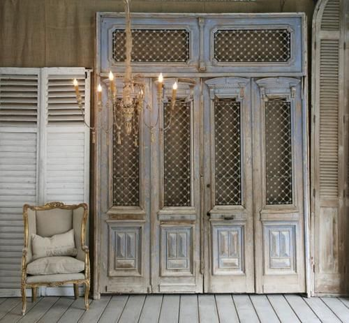 I am looking for an old door like this but smaller for for Looking for french doors