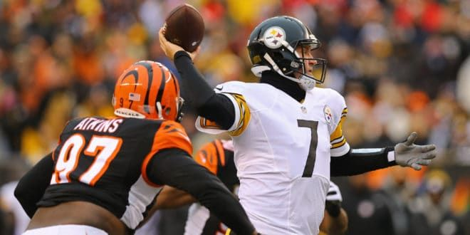 NFL Week Seven Match Up: Bengals at Steelers – GET MORE SPORTS