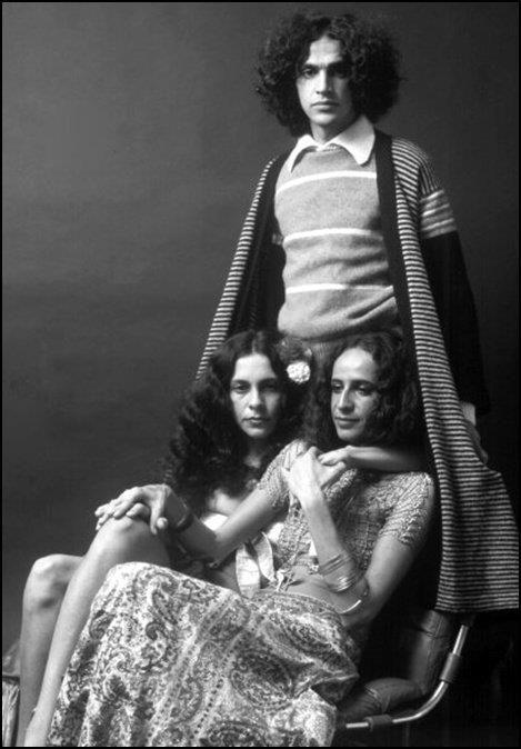 Caetano, Gal e Bethania