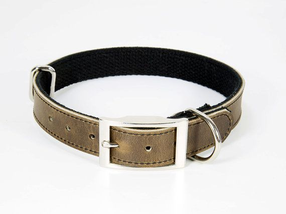 Heavy Duty Dog Collar Leather Dog Collar Personalized