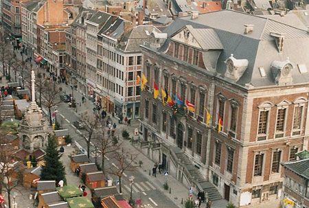 Hôtel de Ville de Liège : Villes : Hôtel de ville : Liège ...