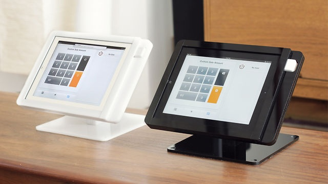 Square Register Stand by Tinkering Monkey.    Oh my goodness.  Love it.