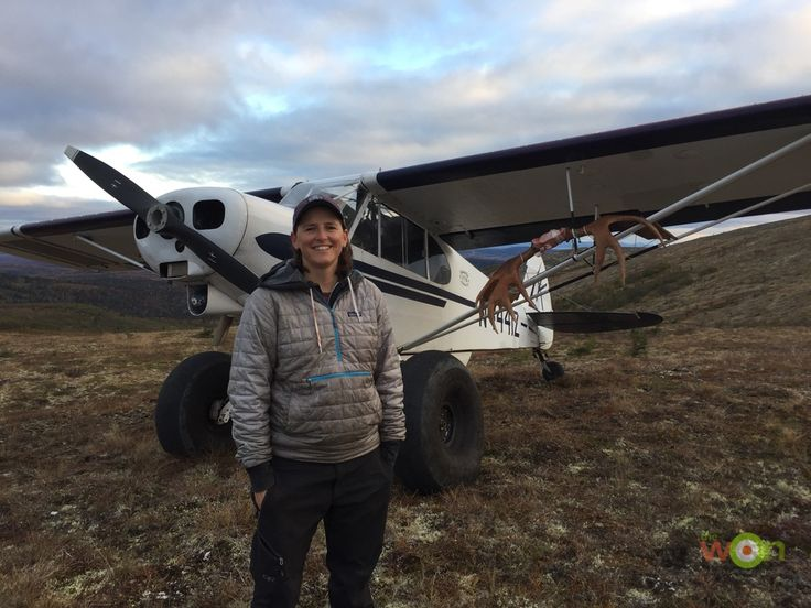 Courtney Nicolson interviews Emily Thoft, a registered guide and pilot in Alaska. Sponsored by Remington Outdoor Company.