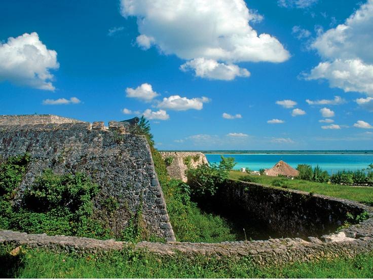 Pueblos Mágicos, Bacalar, Quintana Roo