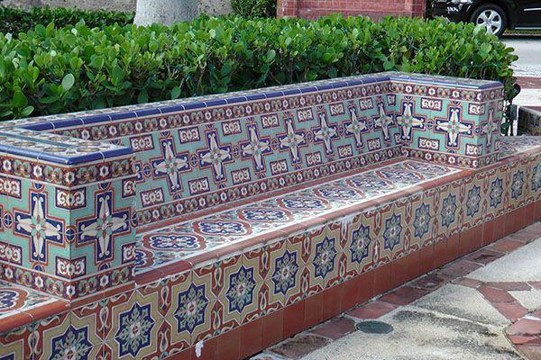 boca-raton-tile-bench-classical-addiction
