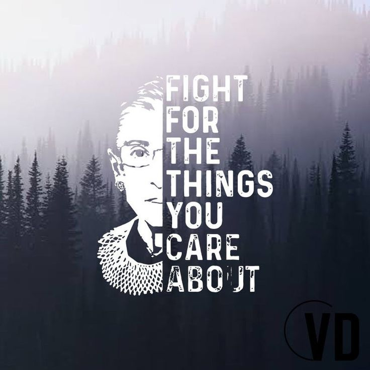Download Vintage Fight For The Things You Care About RBG Ruth B SVG ...