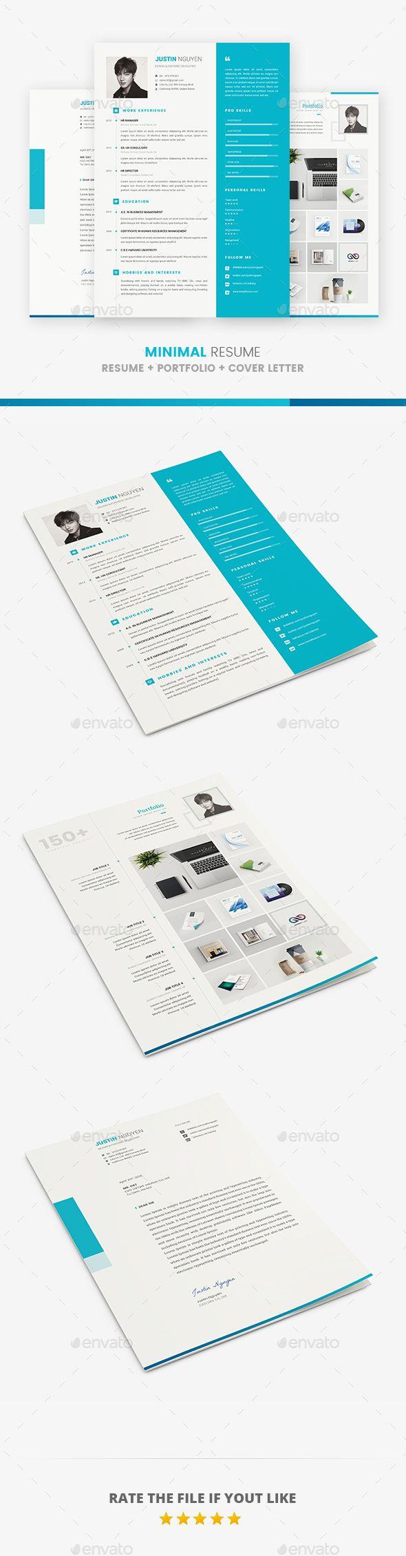 37 best Premium Resume Packages images on Pinterest | Design resume ...