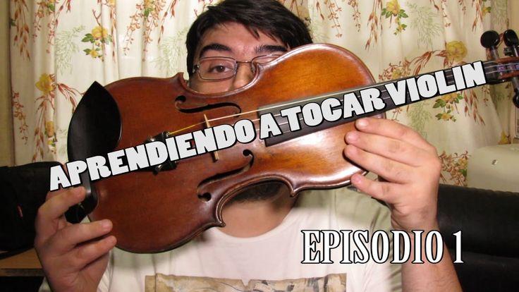 Aprendiendo a tocar solo | Episodio 1 |  Violin