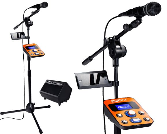 Singtrix Party Bundle // Karaoke machine that hides how tone deaf you and your friends are