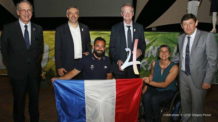Michaël Jeremiasz coach Goaleo : PORTE-DRAPEAU, UN MOMENT UNIQUE #goaleo #yoursportyourgoal #Tennis #Handisport #JPARALYMPIQUE #Rio2016 #France #Sport #Coach #Coaching #portedrapeau