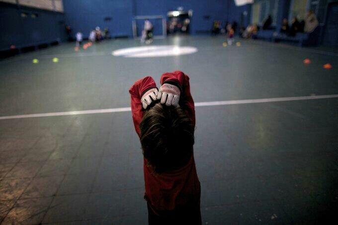 Çıkarsız üzüntüler vardır sokak futbolunda, menfaat barındırmaz.