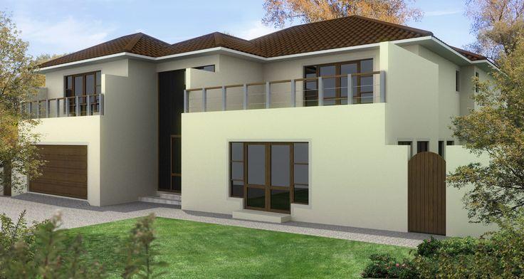 House Nobu, alternate colour scheme... Cedar Creek Estate