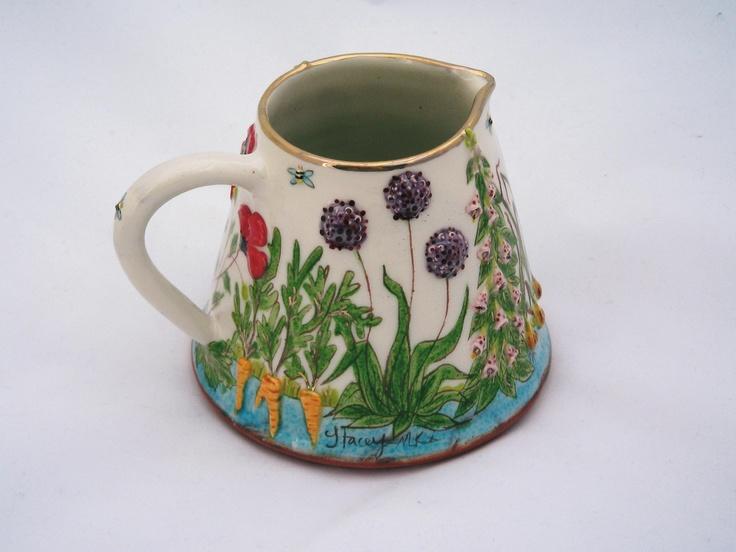 Stacey Manser-Knight Ceramics - - - http://www.muddypumpkin.co.uk/