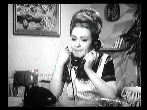 Jiřina Bohdalová - Jak se telefonuje (monoscénka, 1966)