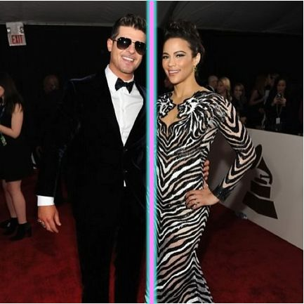 Robin Thicke & Paula Patton Separating After 8 Years of Marriage (Details Here)