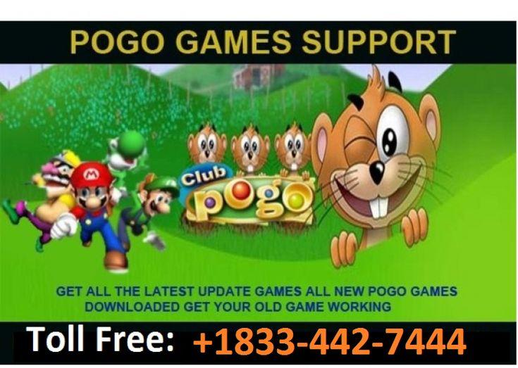 Pogo Game Customer Service Support Center Helpline Number ...