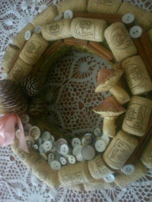 Handmade spring wreath by LóVarrda