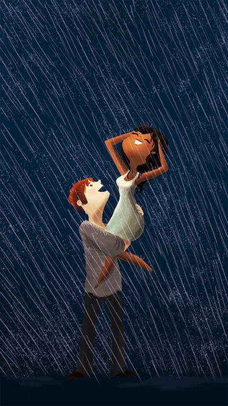 what a glorious feeling by nidhi chanani #rain #rainyday