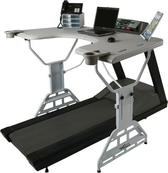 $480.00 Trekdesk_treadmill_desk_700-sixhundred // No joke, I would totally buy this if I worked from home.