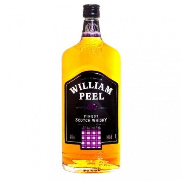 Шотландский Виски WILLIAM PEEL 0.7л