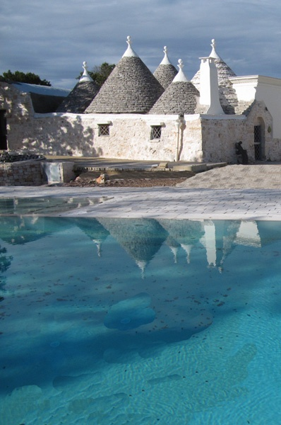 Trulli, Italy...Oh.......... I could live here
