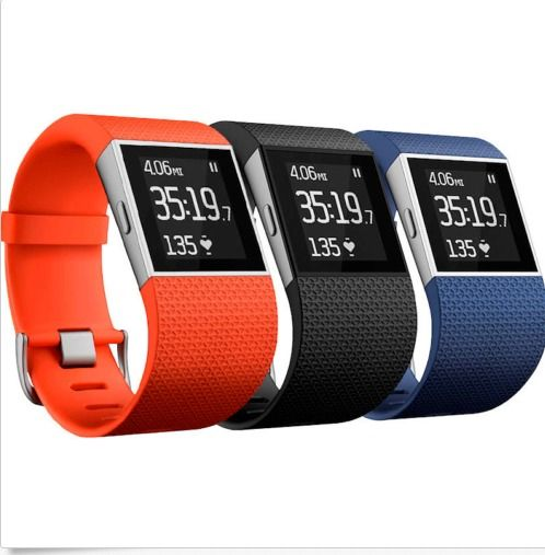 Brand New FitBit Surge GPS Fitness Smart Watch with Heart Rate Monitor #Fitbit