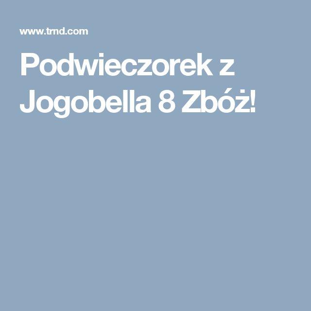 Podwieczorek z Jogobella 8 Zbóż!