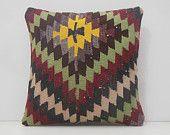 oriental rug pillow 18x18 DECOLIC luxury bedding european pillows outdoor rugs sofa seat cushions gold green black 14864 kilim pillow 45x45