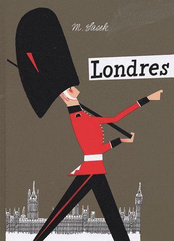 Londres - Miroslav Sasek