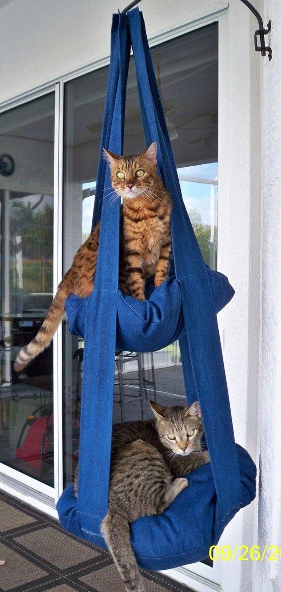 Организованное хранение котов / Для питомцев / Своими руками - выкройки, переделка одежды, декор интерьера своими руками - от ВТОРАЯ УЛИЦА