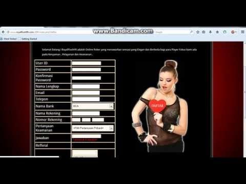Daftar Poker Online Android RoyalFlush99   Judi Domino Poker Online