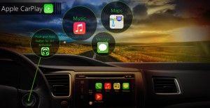 El Sistema CarPlay permite conectar el iPhone con el tablero de control del carro.
