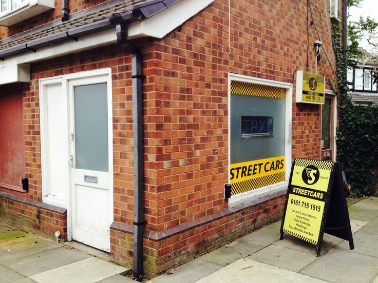 Street Cars cab office #corrie #coronationstreet #itv #set #settour