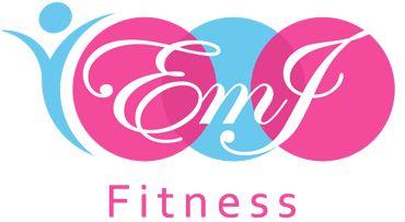 EmJ Fitness Logo www.emjfitness.com.au