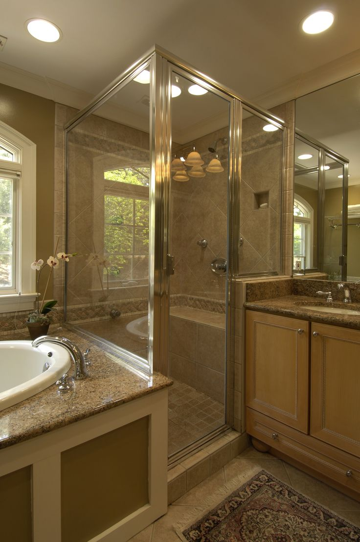 Bathroom Remodeling Options 32 best bathroom remodels images on pinterest | glass showers