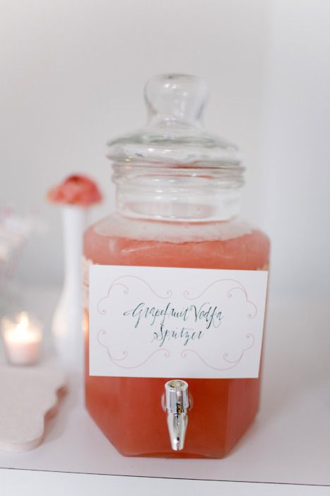grapefruit vodka spritz: Food Recipes, Beverages Tags, Drinki Drinks, Grapefruit Vodka, Bridal Shower, Vodka Spritzer, Fruit Recipes, Teas Bar, Baby Shower