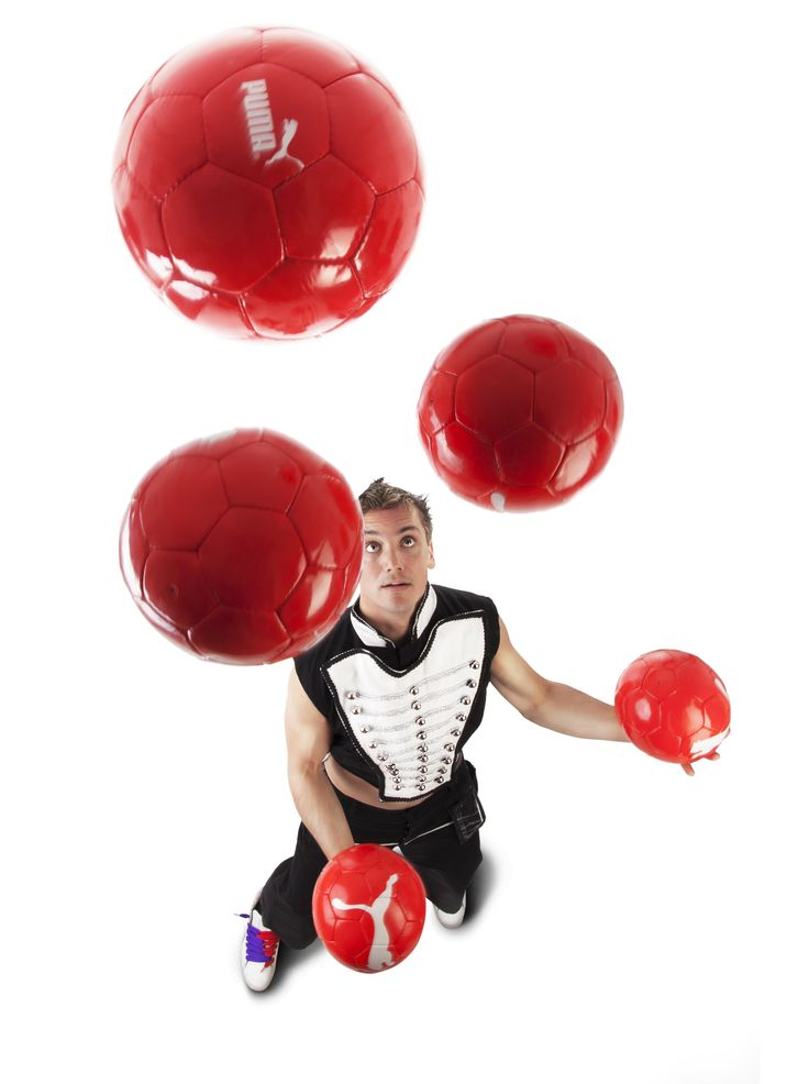 Learn to Juggle - Kalvan